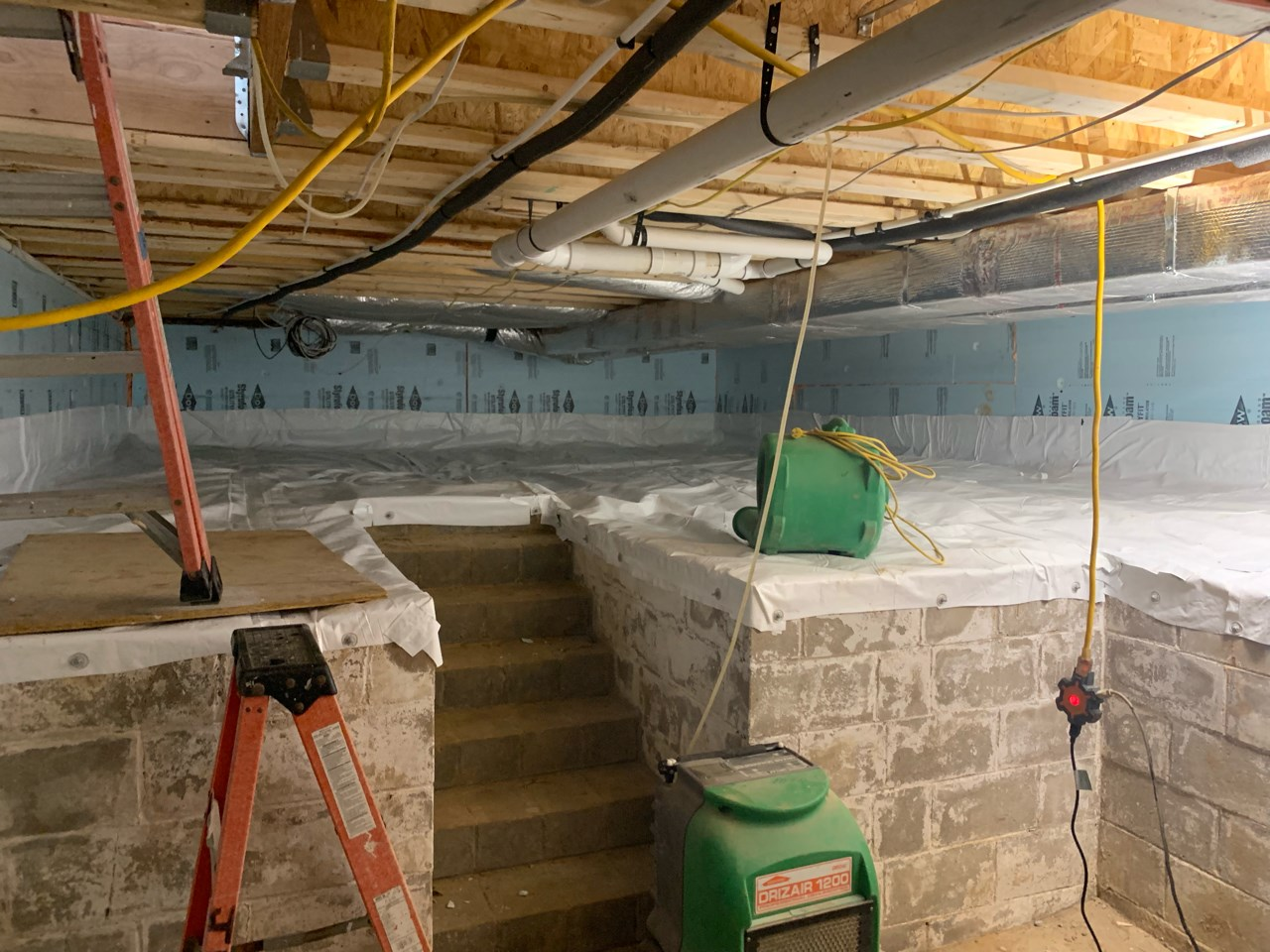 Help Space Strapped Homeowners Convert The Crawlspace To A