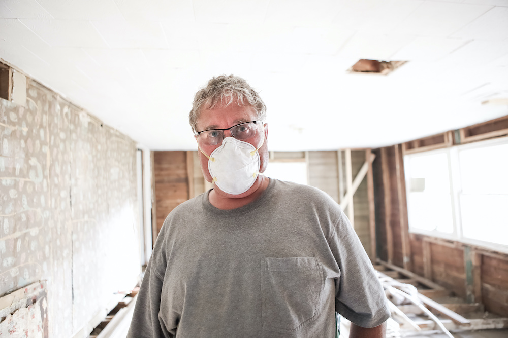 remodelers are experiencing slowdowns and shortages because of coronavirus