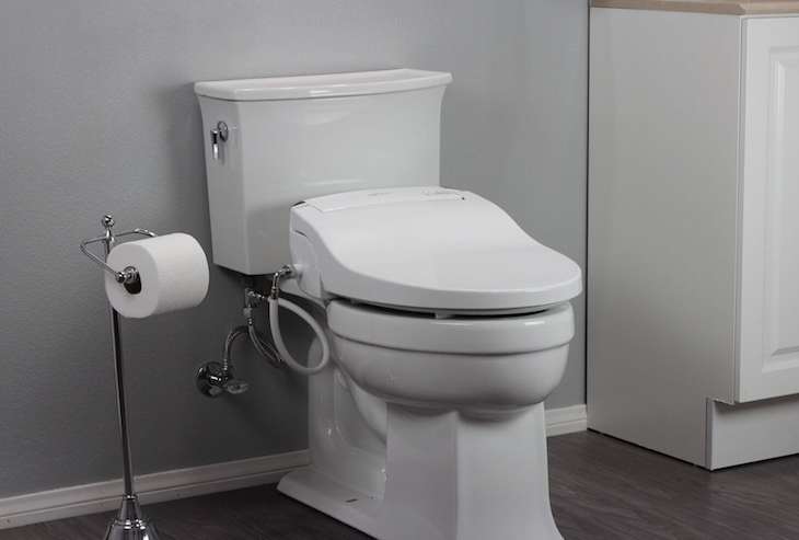 The Alpha was designed to advance bidet use in the U.S.