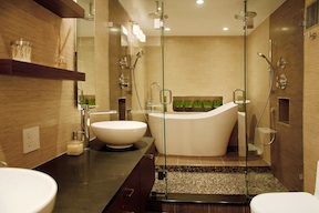 2012 professional remodeler design awards bathroom over for Bathroom designs 2013