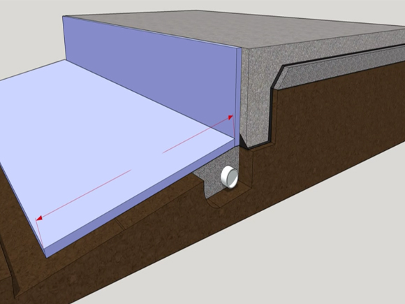 Illustrated Guide How Insulate Monolithic Slab