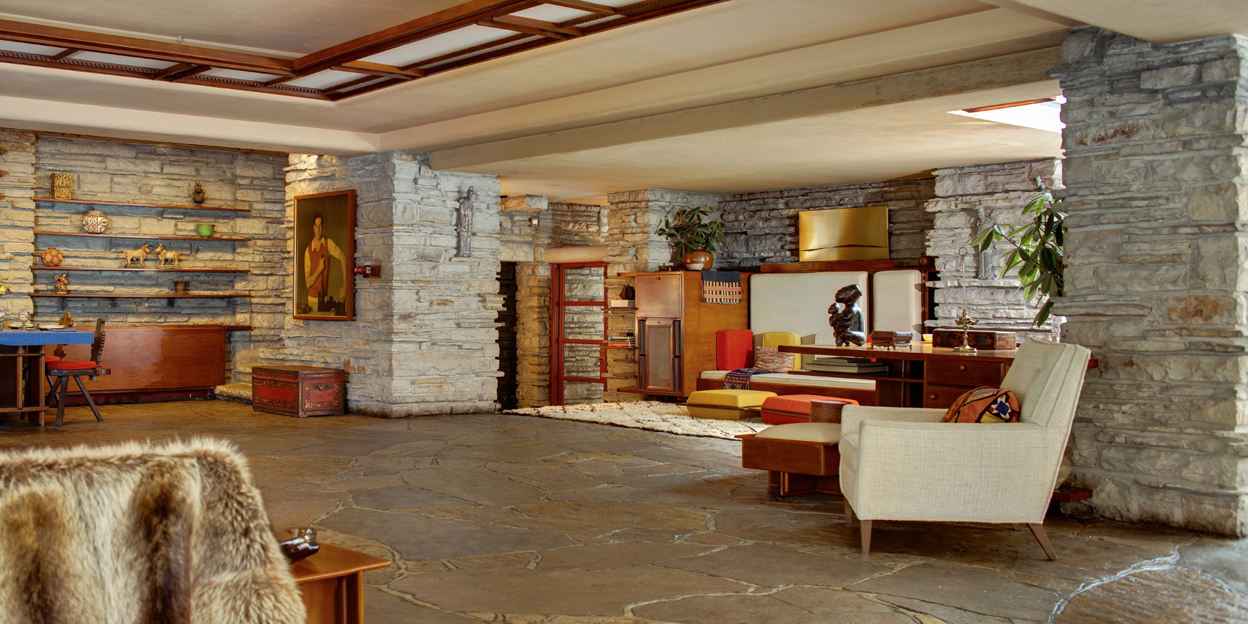 Preserving A Masterpiece How Fallingwater Maintains Its