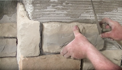 tips for grout installation from ProVia