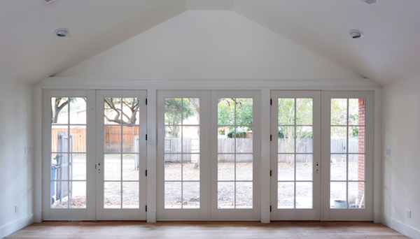 2015 Model ReModel French doors by Ply Gem