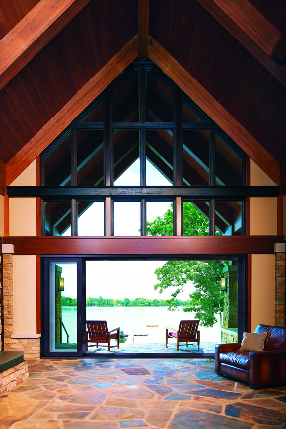 Taking the scenic route with multi panel doors pro remodeler for Marvin scenic doors