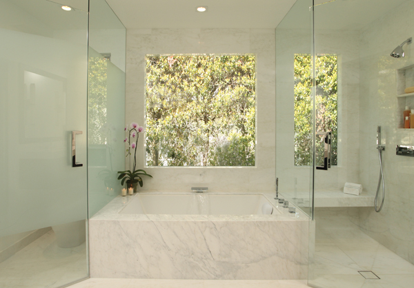 2015 Design Awards winner, California, Arch-Interiors Design Group, tub view