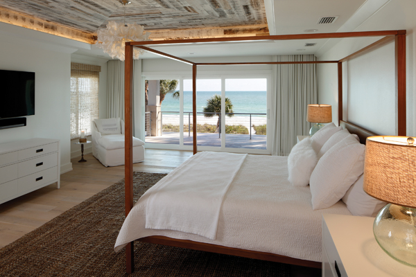 2015 Design Awards Winner Florida House Deslandes Contracting Interior Bedroom