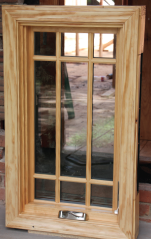 2015 Model ReModel Ply Gem casement window