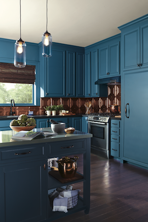 Sherwin-Williams Paint Shield used in a kitchen