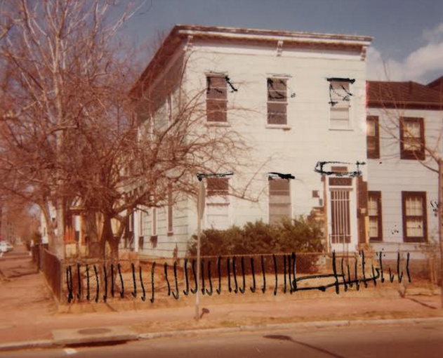 Bruce Wentworth home—before remodeling
