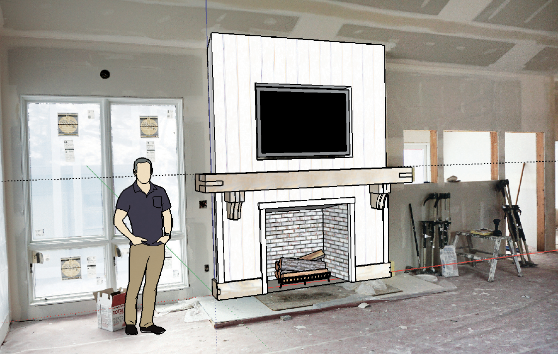 How To Use Sketchup Match Photo Pro Remodeler