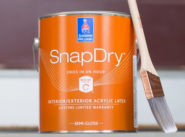 Sherwin-Williams SnapDry