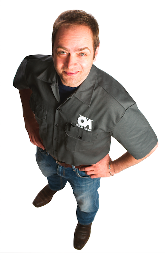 michael anschel is a professional remodeler practicing pricing transparency
