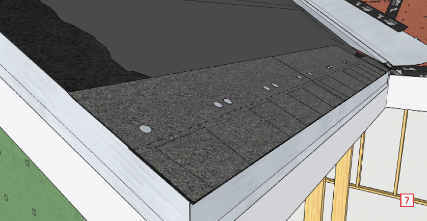 Roofing Details For Storm Country Pro Remodeler