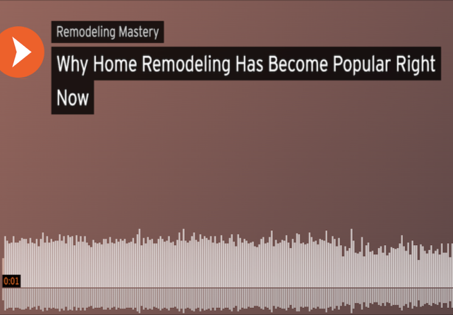 remodeling mastery by mark richardson with Kermit Baker