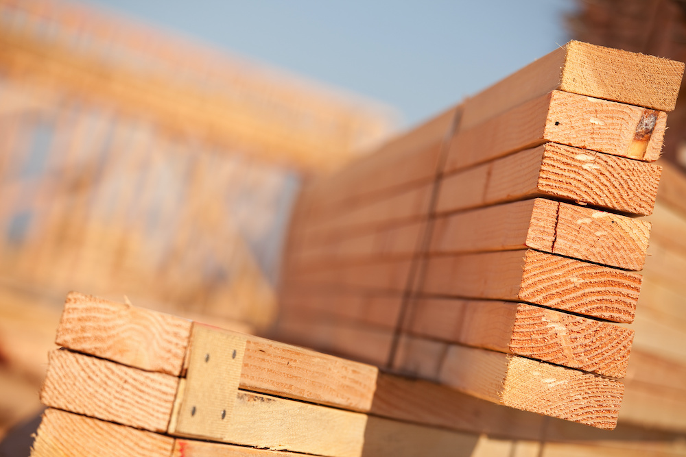 softwood lumber prices are up and it could hurt remodelers