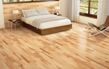 Lauzon's Expert flooring collection is made from FSC-certified hard maple.