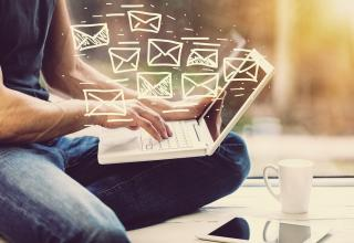 sending out newsletters can be a good thing for remodelers