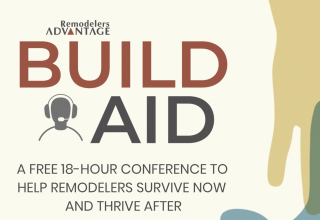 Build-aid gives resources for remodelers dealing with the coronavirus covid-19