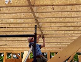 wooden i-joist jobsite know how pro remodeler