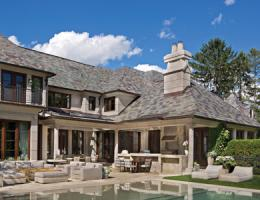 2015 Design Awards, Outdoor Living Over $100,000, Michigan, CBI Design Professionals with Thomas Sebold & Associates,