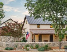 2015 Design Awards, Texas whole-house remodel, Laughlin Homes & Restoration