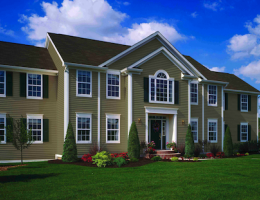 CertainTeed's MainStreet vinyl siding shows how far vinyl as a siding material has come.