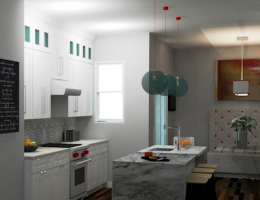 Software tools that make 3-D renderings come to life