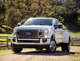 ford trucks can be a good option for remodelers