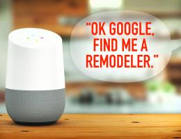 homeadvisor gets on google