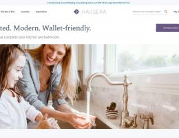 hausera kitchen and bath retailer has launched nationally