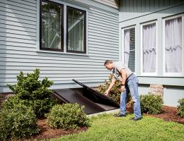 remodelers can improve and streamline basement door installations