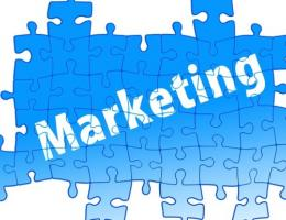 Marketing puzzle pieces