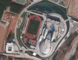 Chinese office complex patterned after Star Trek