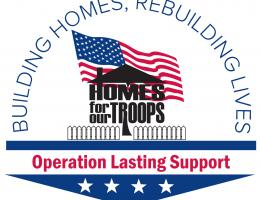 CertainTeed Products Help Homes for Our Troops