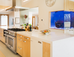 2015 Project of the Year, Silent Rivers Design+Build kitchen remodel