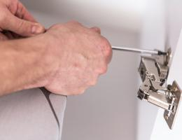 cabinet hardware is a popular remodeling project in down times