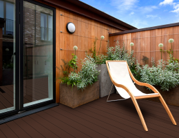 ZomeTek Composite Bamboo Decking