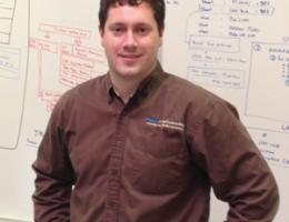 John Struckmann, Owner/General Manager at Integrity Home Contracting, in Charlottesville, Va., 2015 Professional Remodeler 40 Under 40 awardee