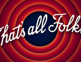 That's All Folks image for the end of the job—most remodelers finish a job and don't follow up for warranty work
