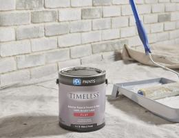PPG Paints Manor Hall Timeless exterior paint
