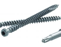 TrapEase 3 Composite Deck Screw