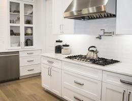 tru white cabinetry from TruCabinetry