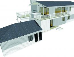 design for pro remodeler's model remodel home