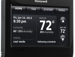 Wi-Fi Smart Thermostat by Honeywell