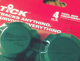 milwaukee tick tracking system package