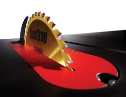 SawStop saw blade, Photo: courtesy SawStop