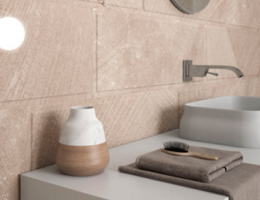 Natural stone-look tile from Argenta Ceramica