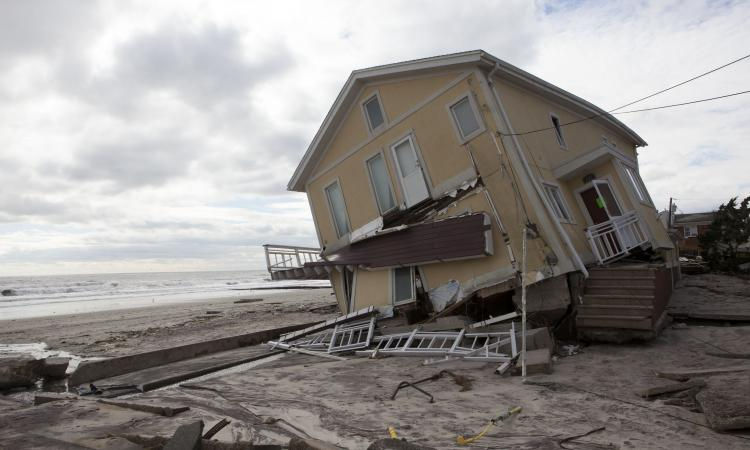 Sandy caused more than $68 billion in damages, the second-costliest U.S. hurrica