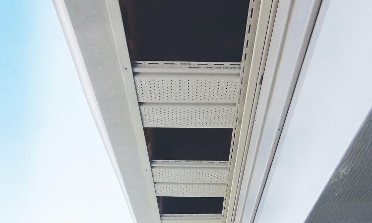 During a hurricane, a lot of wind and water damage occurs when soffits blow off the building, like the soffit. Here's a look at why it happens and how to prevent it. ​​​​​​​